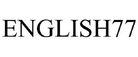 ENGLISH77