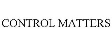 CONTROL MATTERS
