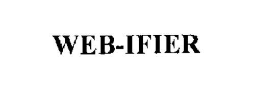 WEB-IFIER