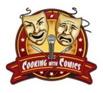COOKING WITH COMICS