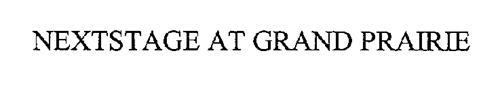 NEXTSTAGE AT GRAND PRAIRIE