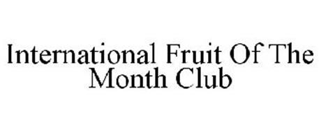 INTERNATIONAL FRUIT OF THE MONTH CLUB