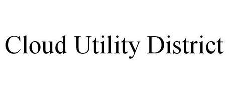 CLOUD UTILITY DISTRICT