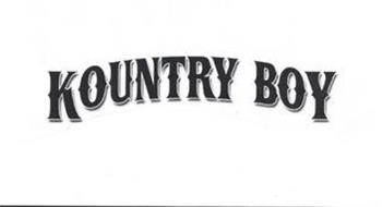 KOUNTRY BOY