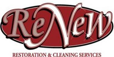 Renew Restoration Amp Cleaning Services Trademark Of Anthony
