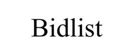 BIDLIST