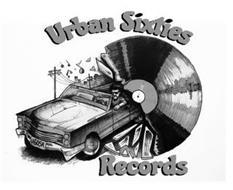 URBAN SIXTIES RECORDS U60SR