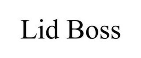 LID BOSS
