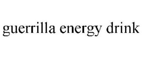 GUERRILLA ENERGY DRINK