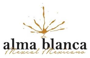 DE ALMA BLANCA MEZCAL MEXICANO