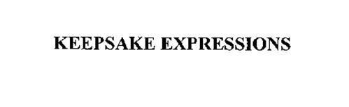 KEEPSAKE EXPRESSIONS