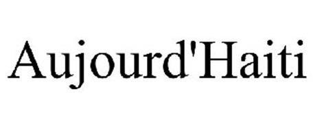 AUJOURD'HAITI