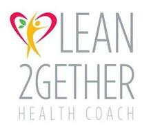 LEAN 2GETHER HEALTH COACH