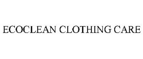 ECOCLEAN CLOTHING CARE