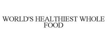 WORLD'S HEALTHIEST WHOLE FOOD