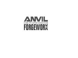 ANVIL GLOBAL PIPE SUPPORT DESIGN SYSTEM FORGEWORX PRO Trademark of