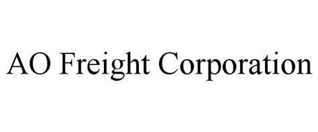 AO FREIGHT CORPORATION