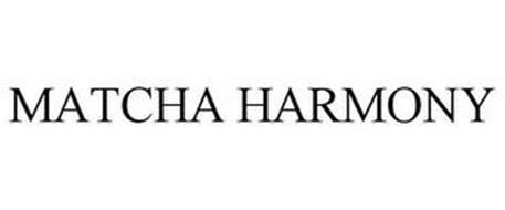MATCHA HARMONY