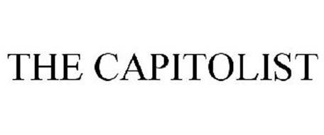 THE CAPITOLIST