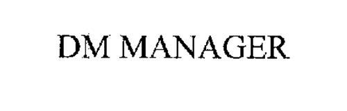 DM MANAGER
