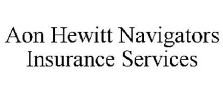 AON HEWITT NAVIGATORS INSURANCE SERVICES