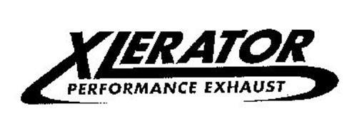 XLERATOR PERFORMANCE EXHAUST Trademark of AP EMISSIONS