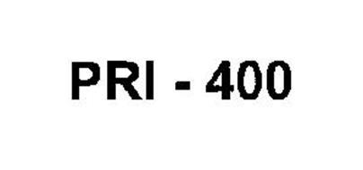 PRI - 400