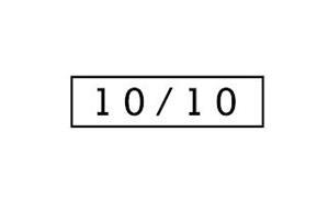 10 / 10