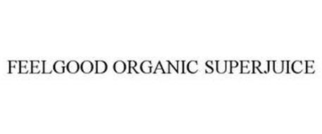 FEELGOOD ORGANIC SUPERJUICE