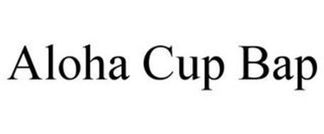 ALOHA CUP BAP