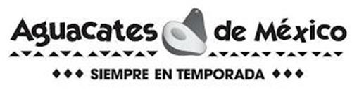 AGUACATES DE MÉXICO SIEMPRE EN TEMPORADA