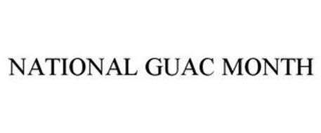 NATIONAL GUAC MONTH