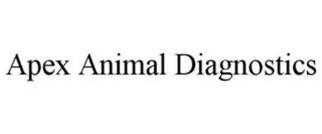 APEX ANIMAL DIAGNOSTICS