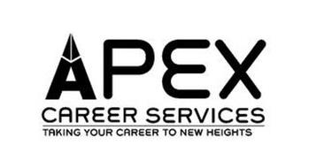 APEX CAREER SERVICES TAKING YOUR CAREERTO NEW HEIGHTS