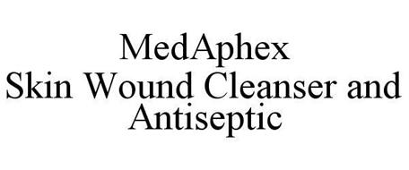 MEDAPHEX SKIN WOUND CLEANSER AND ANTISEPTIC