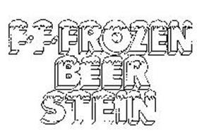 F.F.FROZEN BEER STEIN