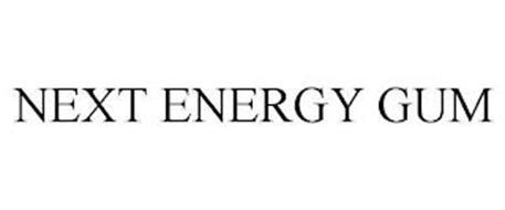 NEXT ENERGY GUM