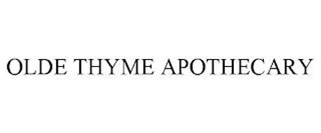 OLDE THYME APOTHECARY