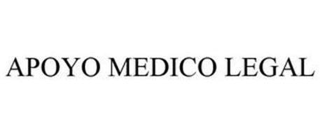 APOYO MEDICO LEGAL