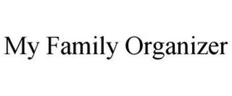 MY FAMILY ORGANIZER
