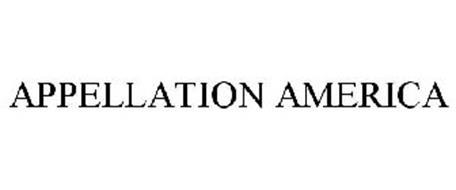 APPELLATION AMERICA