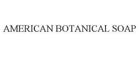 AMERICAN BOTANICAL SOAP