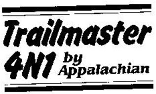 TRAILMASTER 4N1 BY APPALACHIAN