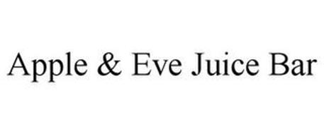 APPLE & EVE JUICE BAR