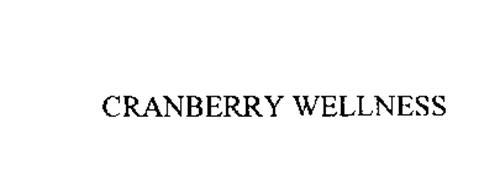 CRANBERRY WELLNESS