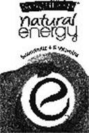 NORTHLAND NATURAL ENERGY SUPERFRUITS + B VITAMINS E