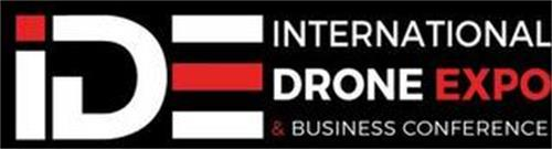 IDE INTERNATIONAL DRONE EXPO & BUSINESSCONFERENCE