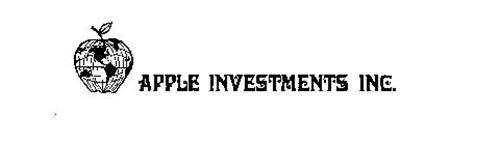 APPLE INVESTMENTS INC.