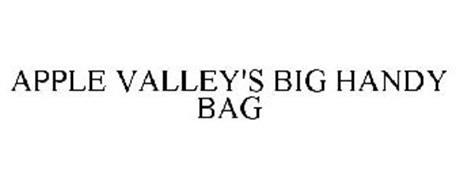 APPLE VALLEY'S BIG HANDY BAG