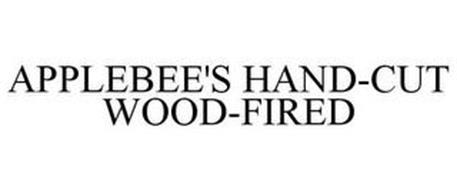 APPLEBEE'S HAND-CUT WOOD-FIRED
